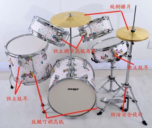 儿童学什么乐器好,儿童学架子鼓